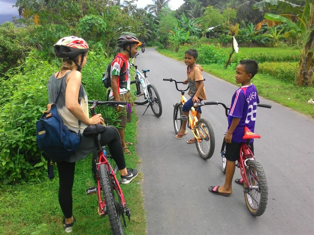 Lombok Cycling Tour