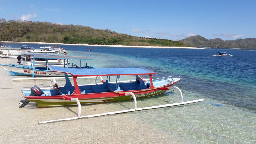 Lombok Holiday Package Gili Nanggu