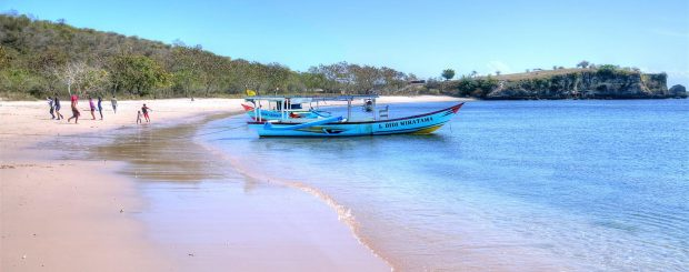 Lombok Holiday Package Pink Beach
