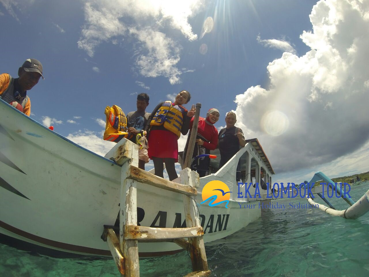 Lombok Tour Package 4d3n Eka Lombok Tour Travel