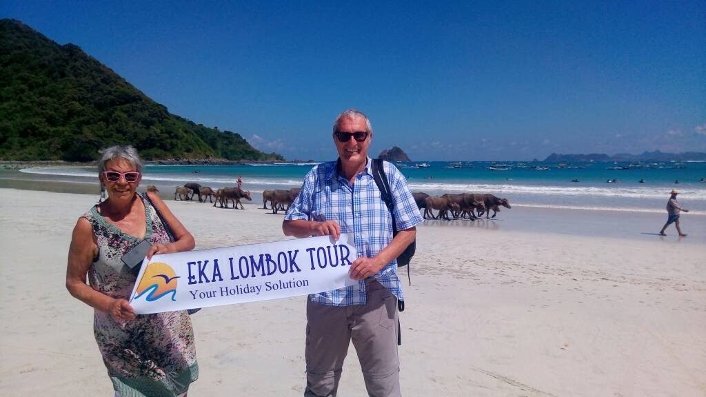 Lombok Tour Package Southern Beach