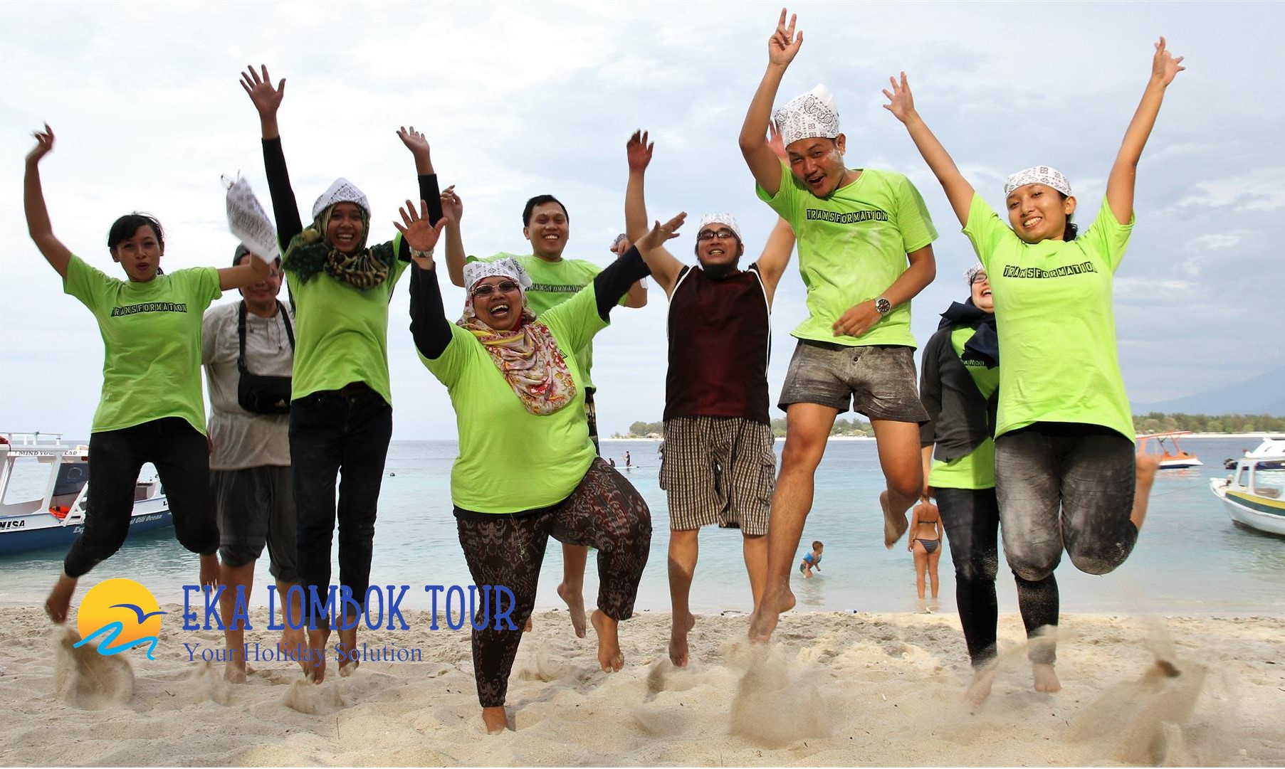 Paket Tour Lombok Weekend Escape